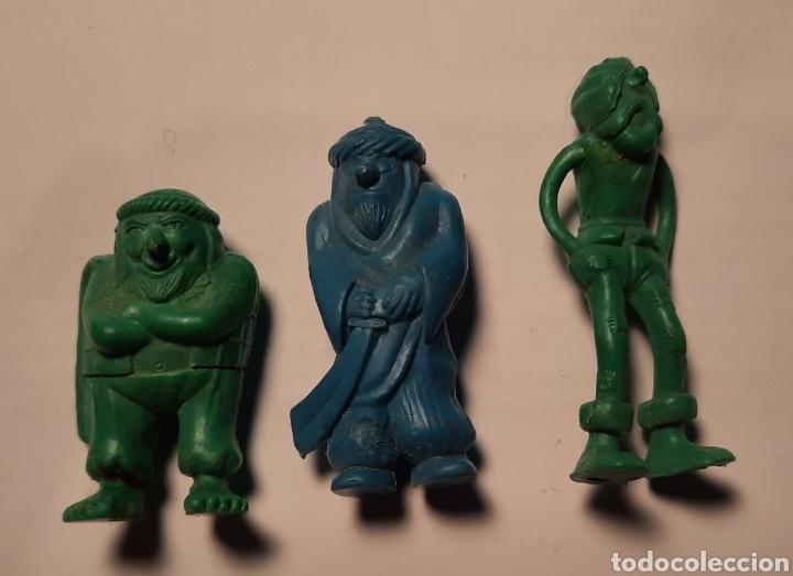 PIRATAS DE DUNKIN (Juguetes - Figuras de Goma y Pvc - Pipero)