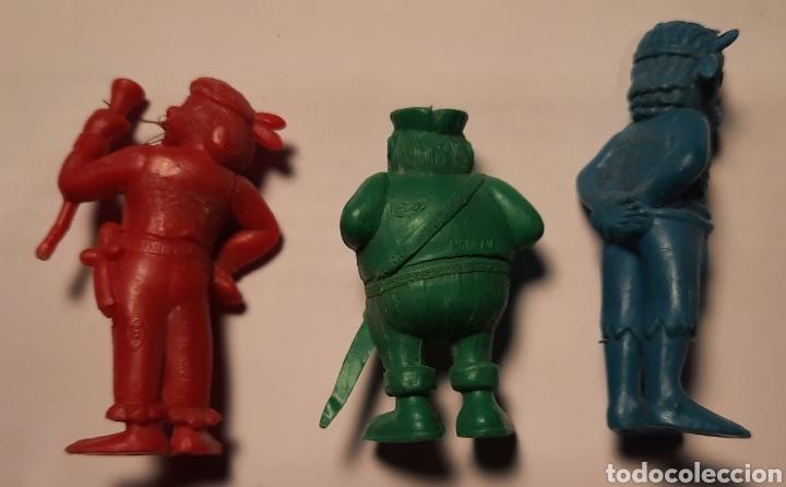 Figuras de Goma y PVC: Piratas de Dunkin - Foto 2 - 243295690