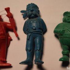 Figuras de Goma y PVC: PIRATAS DE DUNKIN. Lote 243295690