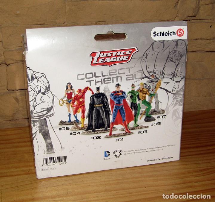Figuras de Goma y PVC: SUPERMAN VS LEX LUTHOR - JUSTICE LEAGUE - SCHLEICH - FIGURAS NUEVAS A ESTRENAR Y EN SU CAJA ORIGINAL - Foto 3 - 243517480