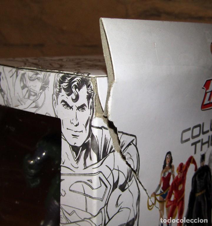 Figuras de Goma y PVC: SUPERMAN VS LEX LUTHOR - JUSTICE LEAGUE - SCHLEICH - FIGURAS NUEVAS A ESTRENAR Y EN SU CAJA ORIGINAL - Foto 5 - 243517480