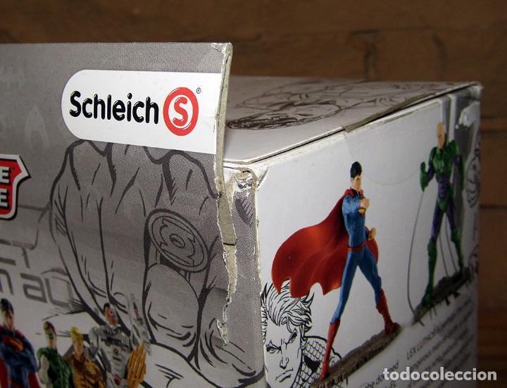 Figuras de Goma y PVC: SUPERMAN VS LEX LUTHOR - JUSTICE LEAGUE - SCHLEICH - FIGURAS NUEVAS A ESTRENAR Y EN SU CAJA ORIGINAL - Foto 6 - 243517480
