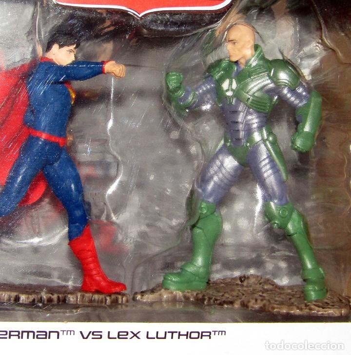 Figuras de Goma y PVC: SUPERMAN VS LEX LUTHOR - JUSTICE LEAGUE - SCHLEICH - FIGURAS NUEVAS A ESTRENAR Y EN SU CAJA ORIGINAL - Foto 7 - 243517480