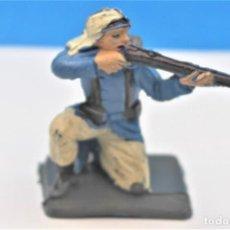 Figuras de Goma y PVC: ANTIGUA FIGURA EN PLÁSTICO. SERIE LEGIÓN EXTRANJERA. PECH / OLIVER.. Lote 243579045