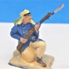 Figuras de Goma y PVC: ANTIGUA FIGURA EN PLÁSTICO. SERIE LEGIÓN EXTRANJERA. PECH / OLIVER.. Lote 243579095