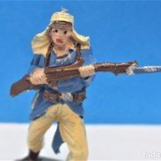 Figuras de Goma y PVC: ANTIGUA FIGURA EN PLÁSTICO. SERIE LEGIÓN EXTRANJERA. PECH / OLIVER.. Lote 243609520