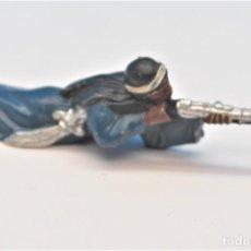 Figuras de Borracha e PVC: ANTIGUA FIGURA EN PLÁSTICO DE REAMSA. SERIE BEDUINOS DEL DESIERTO. REF PAT- 145. Lote 243615135