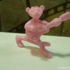 Figuras de Goma y PVC: FIGURA PANTERA ROSA CON GUITARRA-NUEVA. Lote 243636660