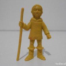 Figuras de Goma y PVC: FIGURA DUNKIN RUY PEQUEÑO CID DANONE, RUY AMARILLO. Lote 243766980