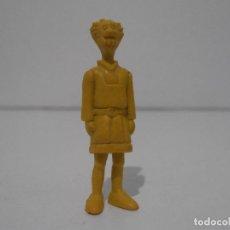 Figuras de Goma y PVC: FIGURA DUNKIN RUY PEQUEÑO CID DANONE PERSONAJE AMARILLO. Lote 243767805