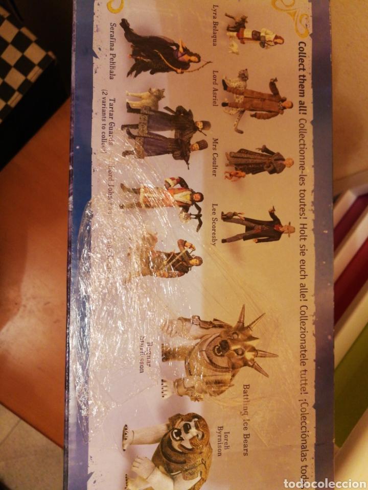 Figuras de Goma y PVC: THE GOLDEN COMPASS GLOBO AEREO MAGIC CARS. envio 8.90 NUEVO SIN ABRIR - Foto 3 - 243808435