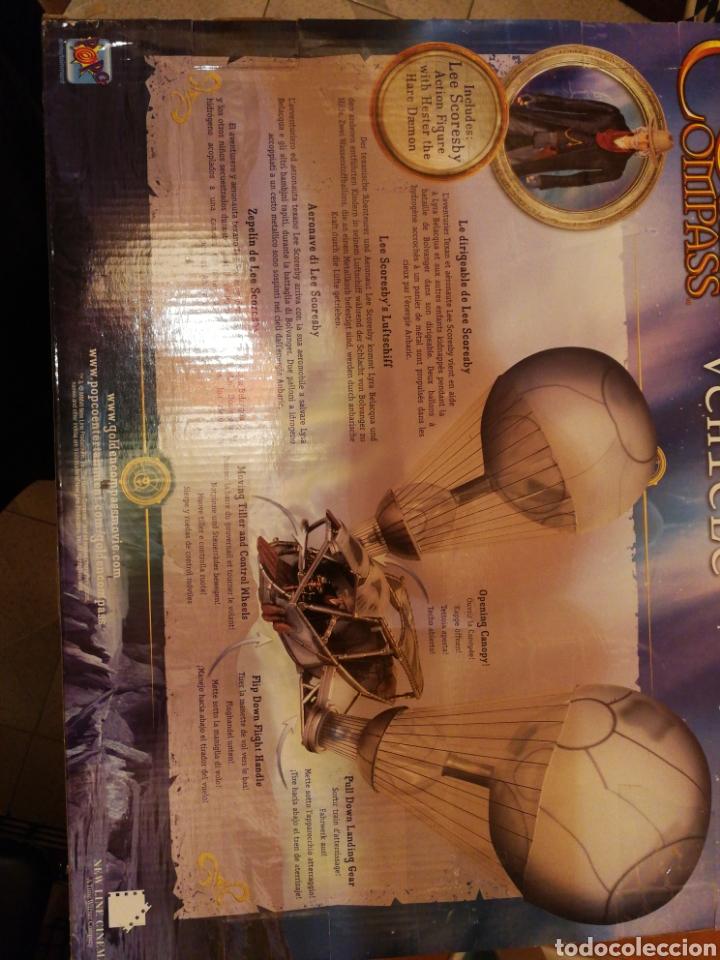 Figuras de Goma y PVC: THE GOLDEN COMPASS GLOBO AEREO MAGIC CARS. envio 8.90 NUEVO SIN ABRIR - Foto 4 - 243808435