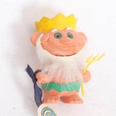 Figuras de Goma y PVC: TROLL NEPTUNO. Lote 243858970