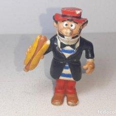 Figuras de Goma y PVC: COMICS SPAIN : ANTIGUA FIGURA DE GOMA DE CARPANTA CATALONIA PRESS AÑO 1985 BRUGUERA. Lote 243996805