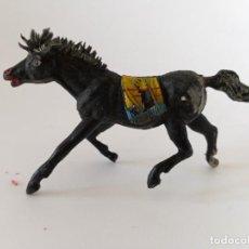 Figuras de Goma y PVC: CABALLO INDIO PECH HNOS. Lote 244205110