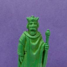 Figuras de Goma y PVC: DUNKIN RUY EL PEQUEÑO CID FIGURA PROMOCIONAL DANONE BRB MADRID AÑOS 80. Lote 244440135
