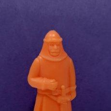 Figuras de Goma y PVC: DUNKIN RUY EL PEQUEÑO CID FIGURA PROMOCIONAL DANONE BRB MADRID AÑOS 80. Lote 244440415