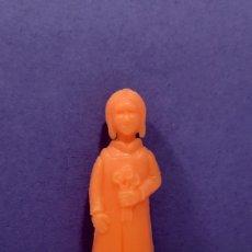 Figuras de Goma y PVC: DUNKIN RUY EL PEQUEÑO CID FIGURA PROMOCIONAL DANONE BRB MADRID AÑOS 80. Lote 244443755