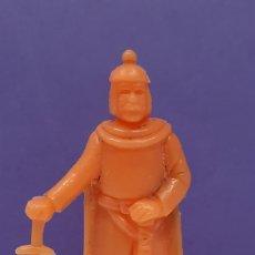 Figuras de Goma y PVC: DUNKIN RUY EL PEQUEÑO CID FIGURA PROMOCIONAL DANONE BRB MADRID AÑOS 80. Lote 244447415