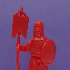 Figuras de Goma y PVC: DUNKIN RUY EL PEQUEÑO CID FIGURA PROMOCIONAL DANONE BRB MADRID AÑOS 80. Lote 244449840