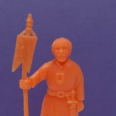 Figuras de Goma y PVC: DUNKIN RUY EL PEQUEÑO CID FIGURA PROMOCIONAL DANONE BRB MADRID AÑOS 80. Lote 244449955