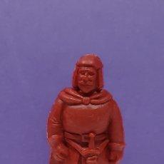 Figuras de Goma y PVC: DUNKIN RUY EL PEQUEÑO CID FIGURA PROMOCIONAL DANONE BRB MADRID AÑOS 80. Lote 244450075