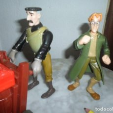 Figuras de Goma y PVC: DOS FIGURAS PELICULA ATLANTIS - DISNEY - MCDONALD´S. Lote 244482795
