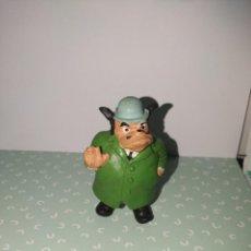Figuras de Goma y PVC: FIGURA PVC SHERLOC HOLMES 1984 INSPECTOR LESTRADE SCHLEICH. Lote 244536830