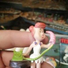 Figuras de Goma y PVC: FIGURA O MUÑECO GOMA PVC - VILMA DE LOS PICAPIEDRAS - COMICS SPAIN. Lote 244545185