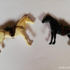 Figure di Gomma e PVC: DOS CABALLOS COMANSI. Lote 244546980