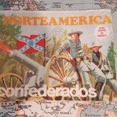 Figuras de Goma y PVC: MONTAPLEX CONFEDERADOS. Lote 244596985