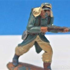 Figuras de Goma y PVC: ANTIGUA FIGURA EN PLÁSTICO. SERIE LEGIÓN EXTRANJERA. PECH / OLIVER.. Lote 244607780