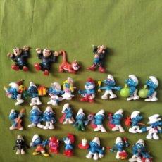 Figuras de Goma y PVC: 33 FIGURAS DE LOS PITUOS. Lote 244660640