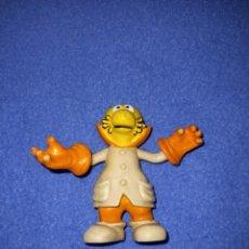 Figuras de Goma y PVC: FIGURA DE GOMA TÁGORAS LOS MUNDOS DE YUPI COMICS SPAIN 1988 TVE. Lote 244717940