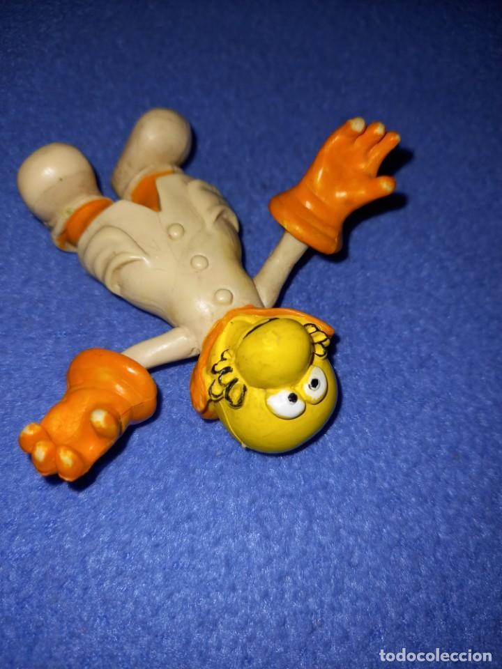 Figuras de Goma y PVC: Figura de Goma Tágoras Los Mundos de Yupi Comics Spain 1988 TVE - Foto 2 - 244717940