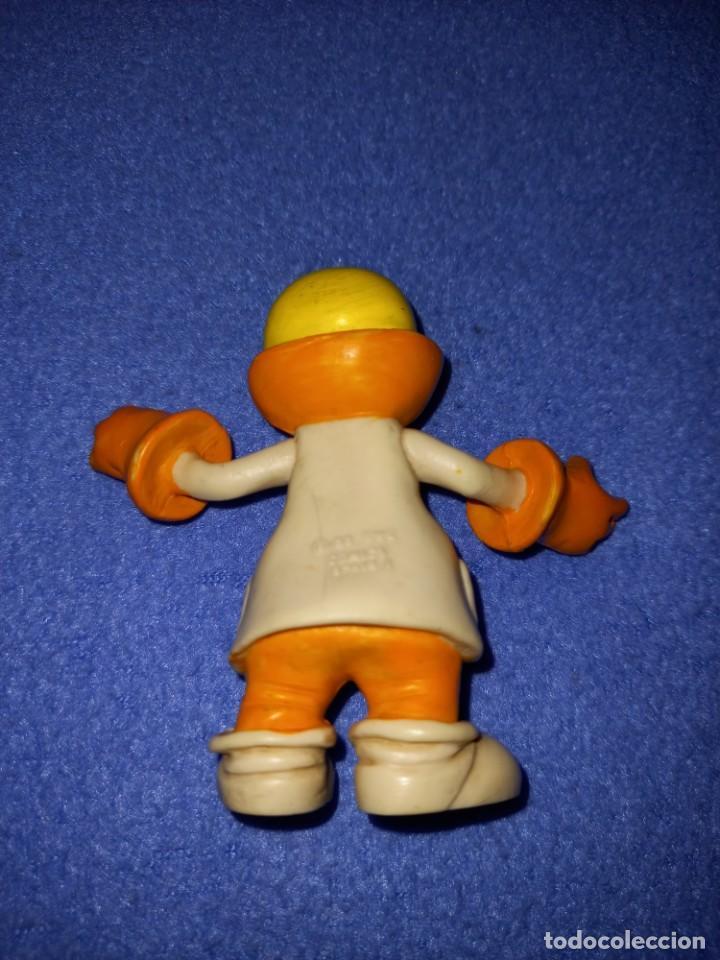 Figuras de Goma y PVC: Figura de Goma Tágoras Los Mundos de Yupi Comics Spain 1988 TVE - Foto 3 - 244717940