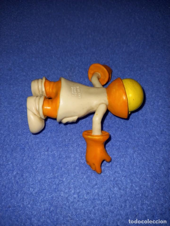 Figuras de Goma y PVC: Figura de Goma Tágoras Los Mundos de Yupi Comics Spain 1988 TVE - Foto 4 - 244717940