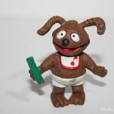 Figuras de Goma y PVC: FIGURAS PVC RODOLFO - LOS TELEÑECOS MUPPERTS BABY - COMIC SPAIN. Lote 244754125