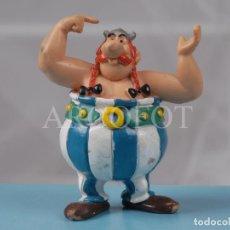 Figuras de Goma y PVC: FIGURA - OBELIX - GOSCINNY - UDERZO - COMICS SPAIN - LA DE LAS FOTOS. Lote 244753715