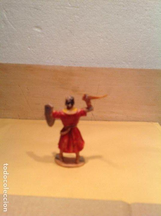 Figuras de Goma y PVC: Capitán trueno de estereoplas - Foto 2 - 244763740