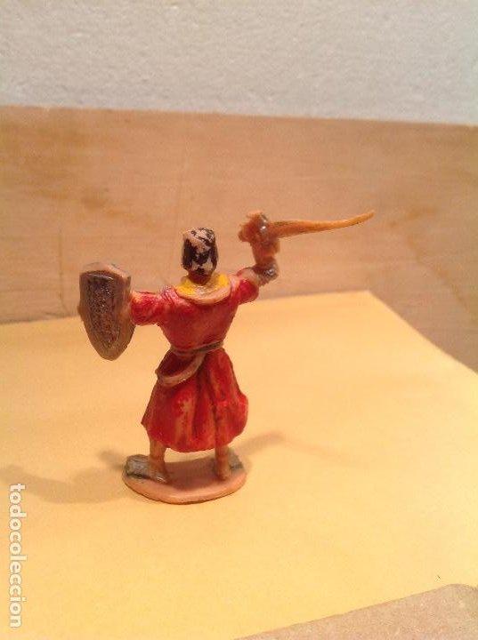 Figuras de Goma y PVC: Capitán trueno de estereoplas - Foto 3 - 244763740