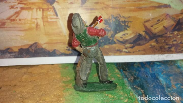 Figuras de Goma y PVC: Vaquero de lafredo goma - Foto 2 - 244843365