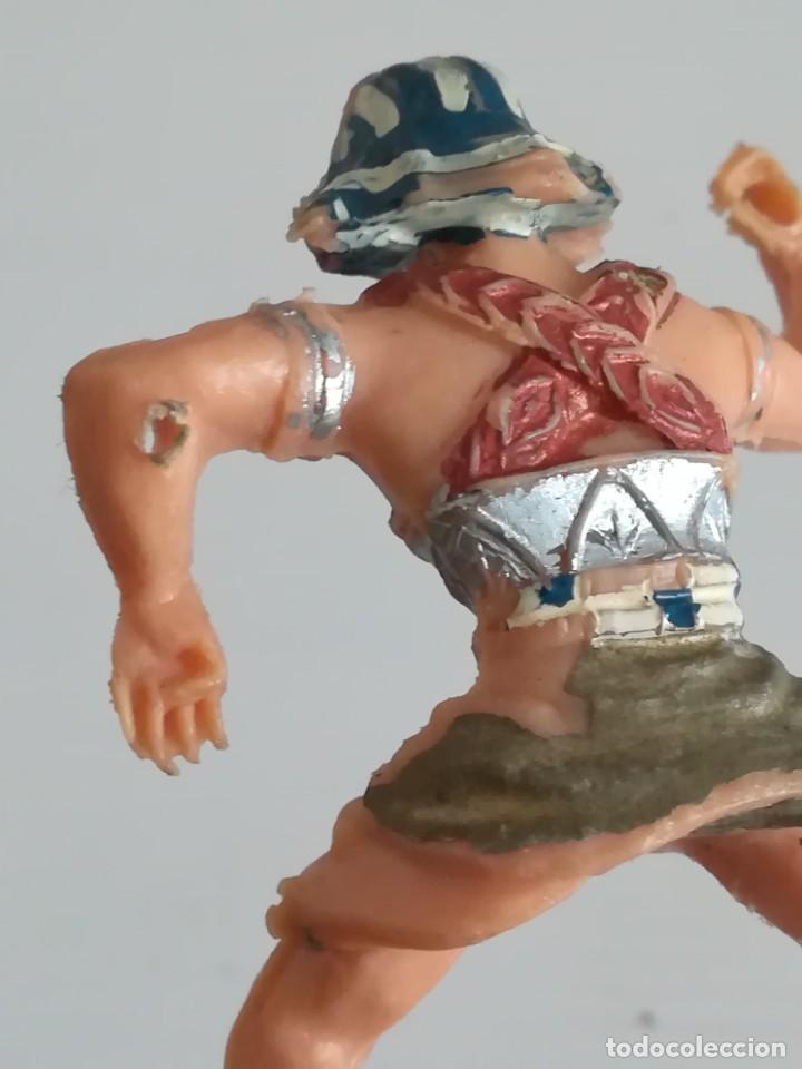 Figuras de Goma y PVC: FIGURA ESTEREOPLAST SERIE EL JABATO - PERSONAJE EGIPCIO - Foto 8 - 244899250
