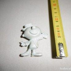 Figuras de Goma y PVC: FIGURA PREMIUM COÑAC FUNDADOR AÑOS 60S BLANCA. PERSONAJE DE IBAÑEZ.. Lote 244916495