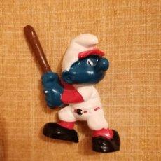 Figuras de Goma y PVC: PITUFO SIN MARCA. Lote 244936965