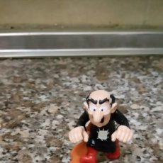 Figuras de Goma y PVC: FIGURA GATO AZRAEL Y GARGAMEL SCHLEICH. Lote 244943365