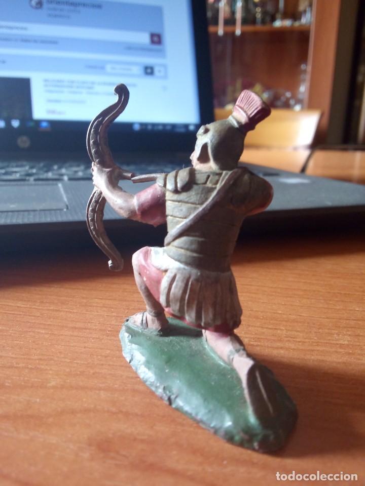 Figuras de Goma y PVC: soldado romano reamsa goma / reamsa goma / romano reamsa / LEGIONES ROMANAS REAMSA - Foto 2 - 244990930