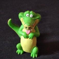 Figuras de Goma y PVC: FIGURA COCODRILO DISNEY BULLY. Lote 245108370
