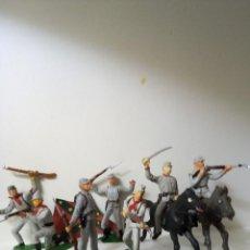Figuras de Goma y PVC: CSA JECSAN. Lote 245245150
