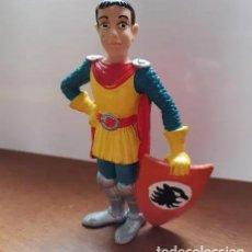 Figuras de Goma y PVC: OCASION FIGURA GOMA PVC COMICS SPAIN DRAGONES Y MAZMORRAS DUNGEONS AND DRAGONS ERIC ERIK 1985. Lote 245252425